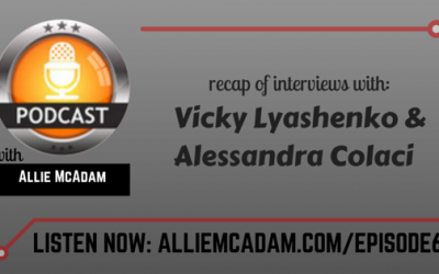 PIB06 – Recap Of Interviews With Vicky Lyashenko & Alessandra Colaci