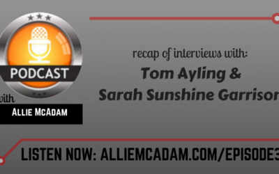 PIB03 – Recap Of Interviews With Tom Ayling & Sarah Sunshine Garrison