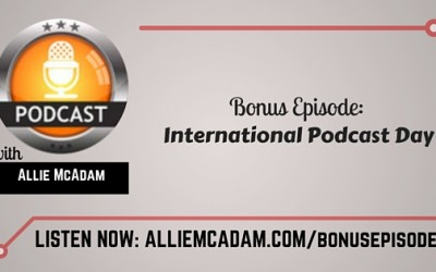 Bonus Episode – International Podcast Day