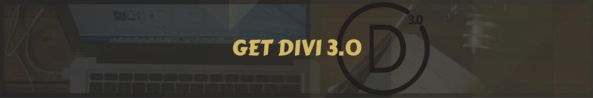 get divi theme 3.0