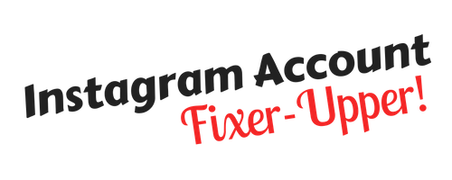 instagram-account-fixer-upper-logo