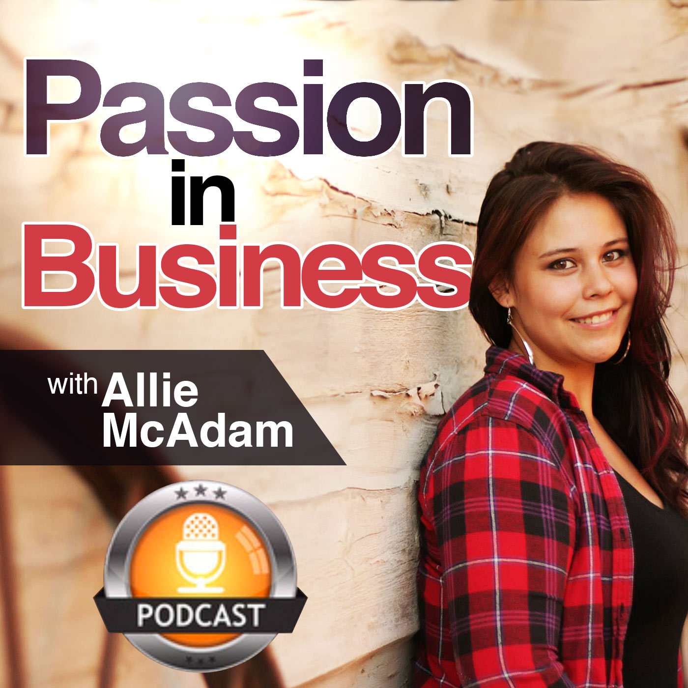 Passion In Business: Making Connections Happen | Networking | Business | Allie McAdam